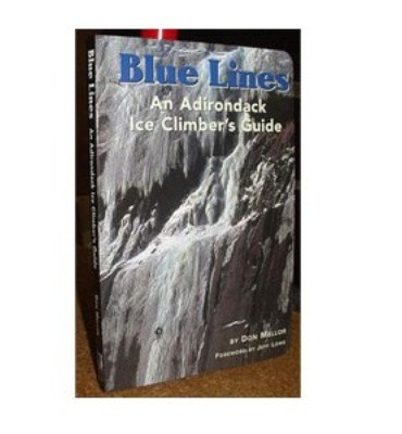 Blue Lines ADK Ice Guide Mello