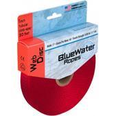 "BlueWater 1"" Climb-Spec Tubular Webbing - 30 ft."