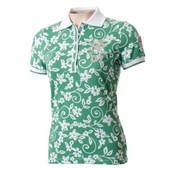 Bogner Coco Print Golf Shirt (Women's)