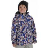 Bonfire All Star Snowboard Jacket Sapphire