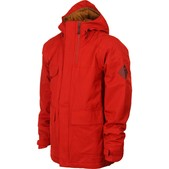 Bonfire Arc Mens Insulated Snowboard Jacket