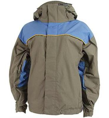 Bonfire Isl 10 Snowboard Jacket Granite