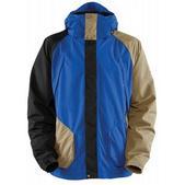 Bonfire Radiant Snowboard Jacket Black/True Blue/Canvas