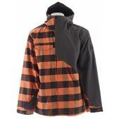 Bonfire Timberline Snowboard Jacket Spark/Onyx