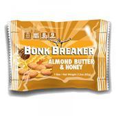 BONK BREAKER Almond Butter and Honey Energy Bar