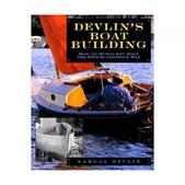 Books Devlins Boatbuilding: How to Build Any Boat the Stitch-and-Glue Way