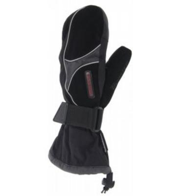 Booster Arrowhead Snowboard Mitts Black