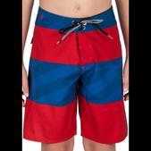 Boy's 8-14 Macaw Mod Boardshort