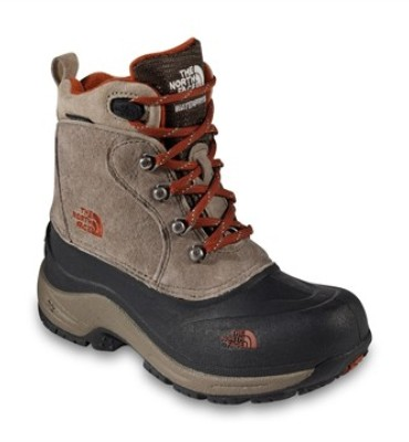Boy's Chilkats Lace Snow Boots