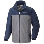 Boys Dotswarm Full Zip Jacket