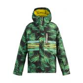 Boy's Legend Print Jacket