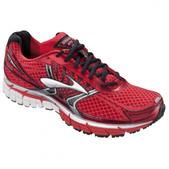 Brooks Adrenaline GTS 14 Road Running Shoe - Men's - D Width Size 8-D Color HighRiskRed/Black/Silver