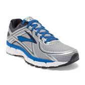 Brooks Adrenaline GTS 16 Road Running Shoe - Men's - 4E Width Size 11.5-4E Color Silver/Blue/Black
