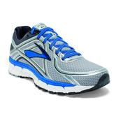 Brooks Adrenaline GTS 16 Road Running Shoe - Men's - D Width Size 13-D Color Silver/Blue/Black
