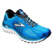 Brooks Glycerin 11 Road Running Shoe - Women's - 2A Width Size 6.5-2A Color Aquarius/Black/Silver