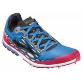 Brooks Mach 14 Cross Country Spike - Women's - B Width Size 9.5-B Color Magenta/Blue