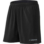 "Brooks Men's Essential 2 in 1 7"" Short"