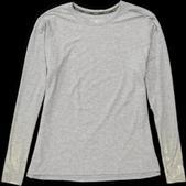 Brooks Women's Distance Long-Sleeve Shirt - Heather Oxford