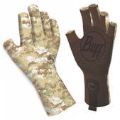 Buff Sport Series Water 2 Gloves S/M Pixels Desert