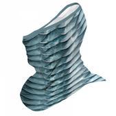 Buff UVX Mask Tarpon Scales