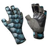 BUFF(R)  Pro Series Angler Gloves II Tarpon Scales XL/XXL