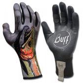 BUFF(R)  Sport Series MXS 2 Gloves Bug Slinger BS Steelhead M/L