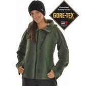 Burton Ak Static 3L Snowboard Jacket Chartreuse