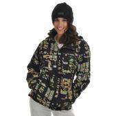Burton AK Summit 2L Gore-Tex Snowboard Jacket Night Bright Print