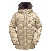 Burton Allure Puffy Snowboard Jacket Glimmer