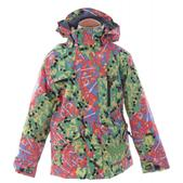 Burton Apollo Snowboard Jacket Candy Camp Print