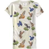Burton Aviary Premium T-Shirt Stout White