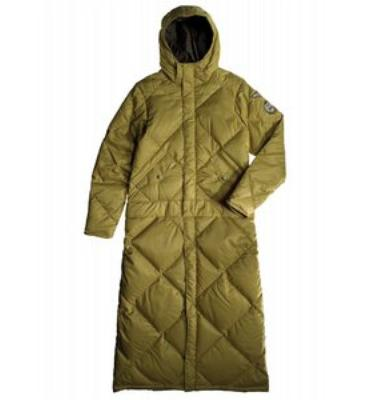 Burton Aviator Down Snowboard Jacket Green Tea