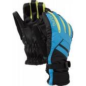 Burton Baker Under Snowboard Gloves Lady Luck True Black Colorblock
