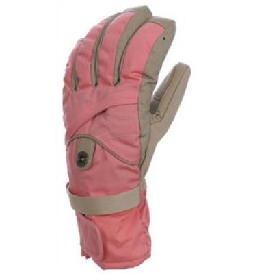 Burton Baker Under Snowboard Gloves Petal Pink