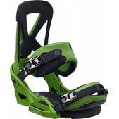 Burton Cartel EST Snowboard Bindings Toxic Green