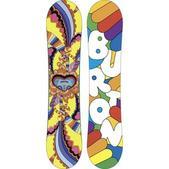 Burton Chicklet Snowboard 115