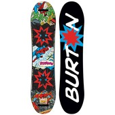 Burton Chopper LTD Marvel Boys Snowboard 2017