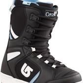 Burton Coco Snowboard Boots Black/White - Women's