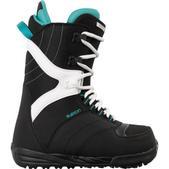 Burton Coco Snowboard Boots Black/White