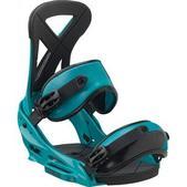 Burton Custom EST Snowboard Bindings Teal
