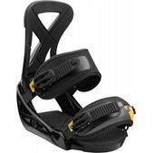 Burton Custom Snowboard Bindings Black