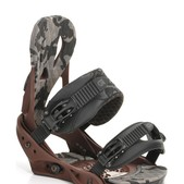 Burton Doom Snowboard Bindings Matte Black - Men's