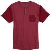 Burton Dwight Short Sleeve Pocket Mens T-Shirt