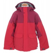 Burton Element Insulated Snowboard Jacket True Red - Kids, Youth