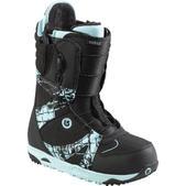 Burton Emerald Snowboard Boot-Blac/Croc
