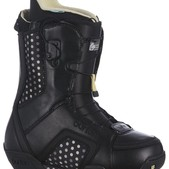 Burton Emerald Snowboard Boots Black/Yellow - Women's