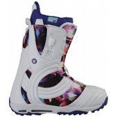 Burton Emerald Snowboard Boots White/Multi