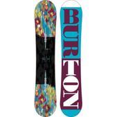Burton Feelgood Flying V Womens Snowboard