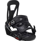 Burton Freestyle One-Up Snowboard Bindings Black