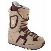 Burton Freestyle Snowboard Boots Tan